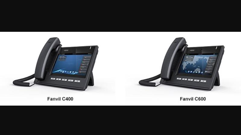 Fanvil C系列话机如何恢复出厂设置及固件更新