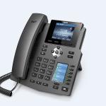 如何使用fanvil话机拨打电话?
