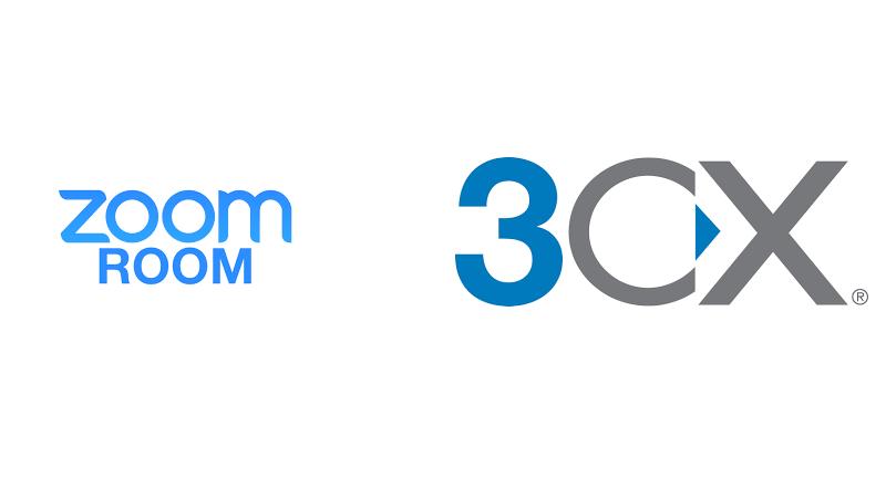 3CX与ZOOM ROOM整合
