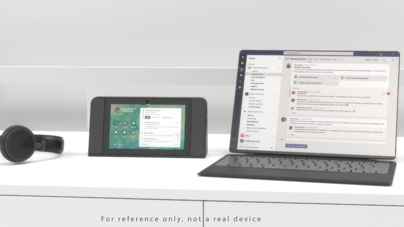 微软Teams显示器现已上市
