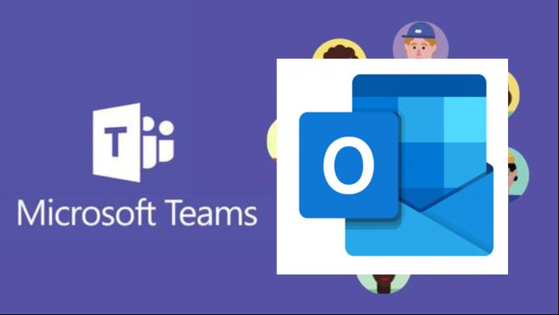 微软Teams将获得一个新的Outlook集成