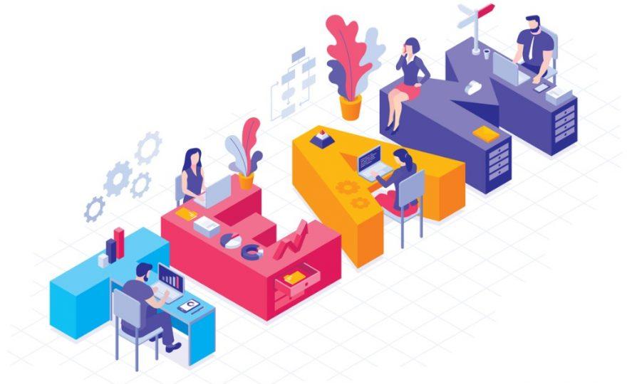 为何大企业选择微软Teams作为主要的通信工具