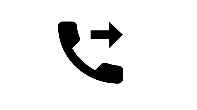 通过未使用分机来实现呼叫转移