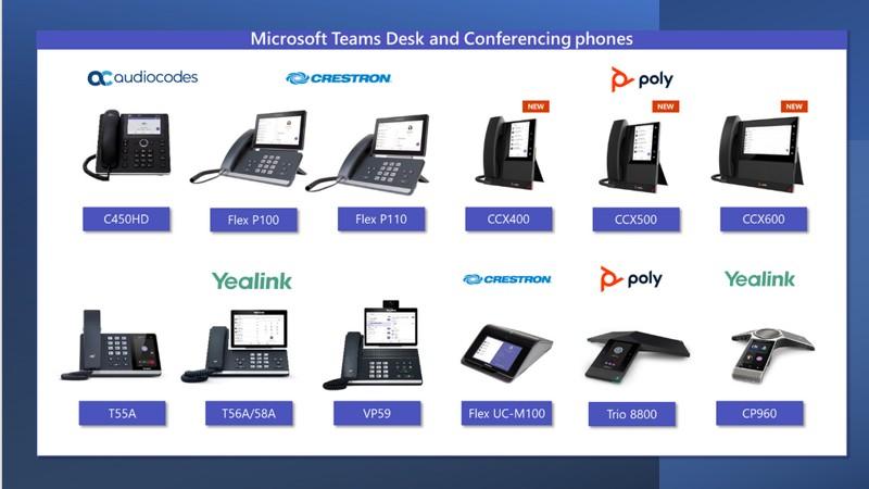 微软Teams话机的使用